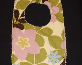 Toddler Bib - City BloomsToddler Bib