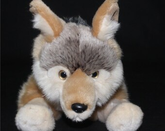Coyote Stuffed Animal Plush Toy