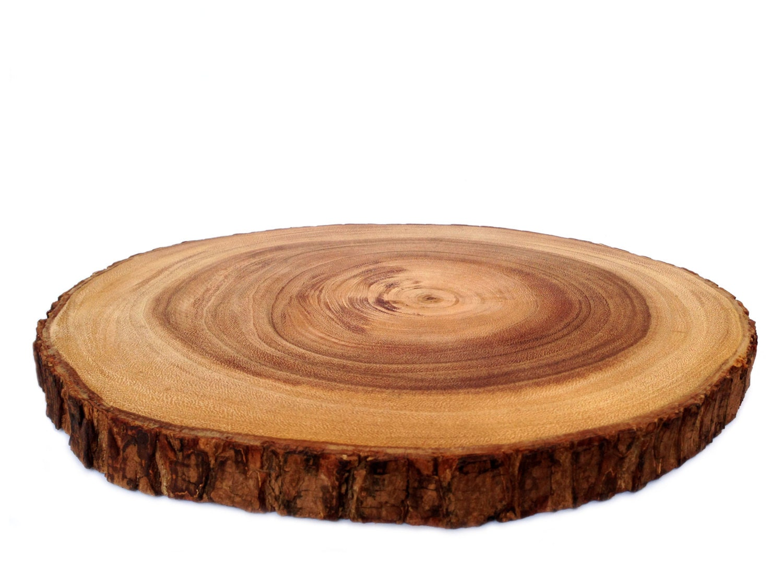 Rustic Wood Boards ~ Rustic cutting board tree wood