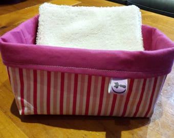 Basket and wipes Kit size XXL