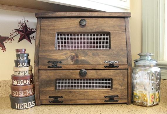 Wooden Cupboard Storage