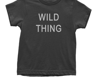 Wild Thing Youth T-shirt