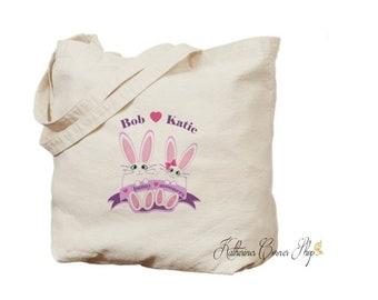 Bunny-mooners  Tote Bag