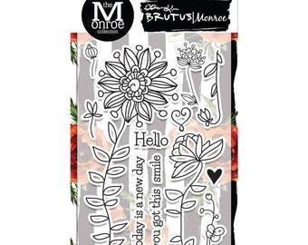 Brutus Monroe - Bountiful Botanicals Stamp