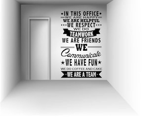 wall decal for office. Office Decal - Wall -Workout Fitness Workout For