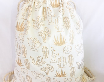 Adult Cactus Backpack
