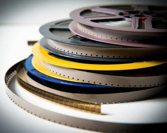 10 Super8 or 8mm Films to Digital
