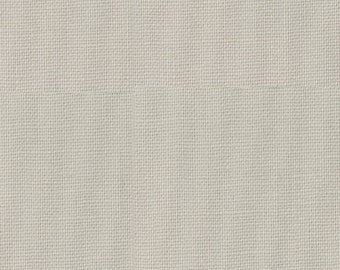Gray Solid Fabric - Bella Solid by Moda 9900 83 - Light Gray - Priced by the 1/2 yard