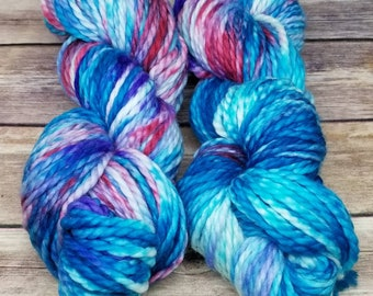Bulky Yarn - Superwash Merino - Hand Painted - Fehler