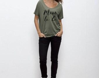 Preggers Shirt Preggers tshirt Maternity Shirt Maternity tshirt Pregnancy Shirt Pregnancy tshirt Mom to Be shirt Gift for New Mom shirt
