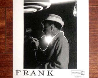 FRANK SINATRA Rare 1994 Reprise Promo Only 8x10 Press Publicity Photo
