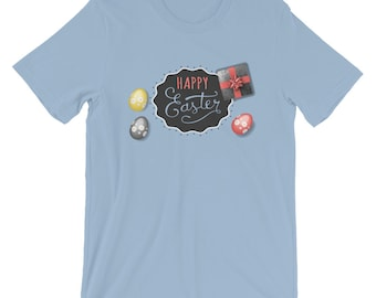 Happy Easter T-shirts - Easter egg - Easter Present