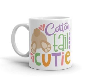 Cotton Tail Cutie Mug