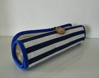 Jewelry travel case, Jewelry organizer, Jewelry roll, Jewelry travel pouch, Jewelry travel bag, Etui à bijoux, Useful gift, Birthday gift
