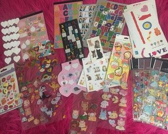 Sticker Lot Destash-Miscellaneous