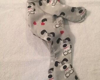 """18"""" Custon made Cuddle body in a nursery print for reborn dolls"""