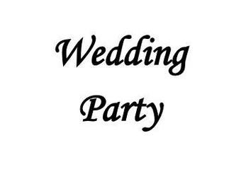 Wedding Binder Part 2