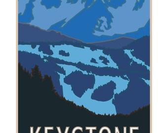 Keystone Colorado Poster