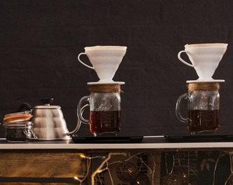 Coffee Bar Perfume Fragrance Roll On Oil Bottle Dark Espresso Vanilla Macchiato Leather Scent