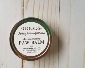 Paw Balm, Paw Wax, Paw Balm For Dogs, Paw Balm For Cat