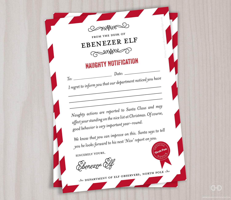 Free Printable Santa Claus Letters North Pole  Worksheet  Coloring