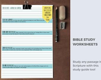 prayer journal template word