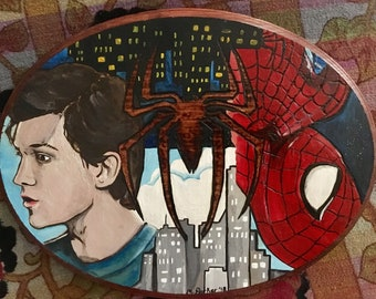 Spider-Man/Peter Parker (Tom Holland)