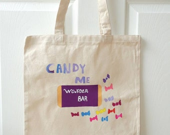 Wonder Candy tote