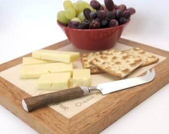 Antler Handle Cheese Knife