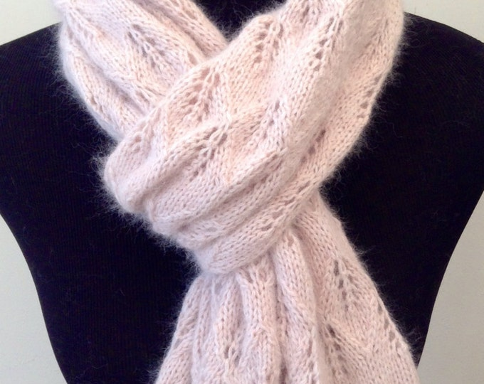 Cashmere scarf - NEW DESIGN, pure cashmere long scarf