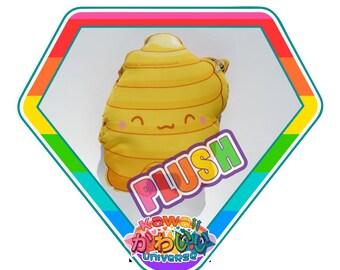Kawaii Cute Bee Hive Plush