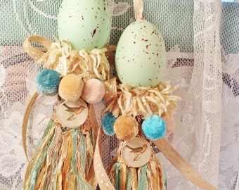 Eggsquisite Decorative Tassels - Beautiful Country French Home Decor for Curtain Tiebacks, Lamps, Knobs & More Free Shipping