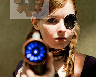 8x10 Signed Steampunk Assassin Cosplay Print two