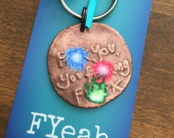 HUMOR F You You F - ing F Not Really A Father's Day Gift