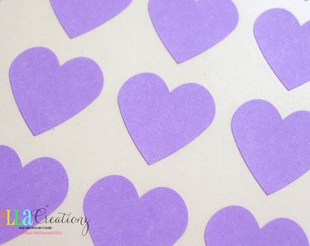 Purple Heart Stickers - 48
