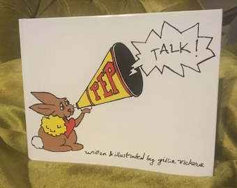 Pep Talk — Hardcover — A Children's Book for Old Souls