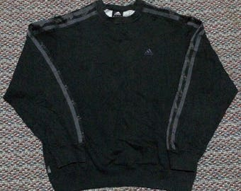 rare!!!vintage Adidas sweatshirt hip hop swag raptees..nice condition..size large