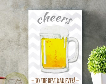 Fathers Day Card, Card For Dad, Gift From Wife, Card From Wife, Fathers Day Gift From Hubby, Fathers Birthday, Fathers Day Gift From Wife