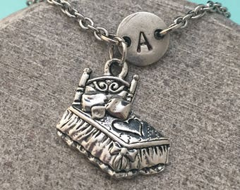 Bed charm bracelet, bed charm, household bracelet, adjustable bracelet, personalized bracelet, initial bracelet, monogram