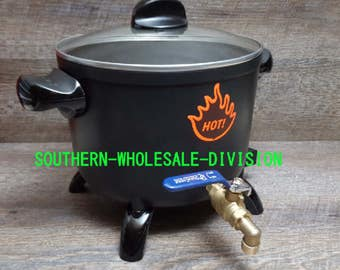 Pesto Pot Wax Melter/Wax Melting With Spout/5 Quarts/8 Pounds Of Wax
