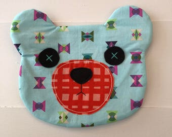 Bear Pouch - Lawerence