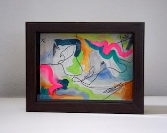 Abstract Shadow Box