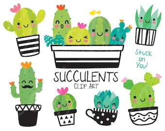 cactus clipart etsy rh etsy com cactus clip art black and white cactus clip art images