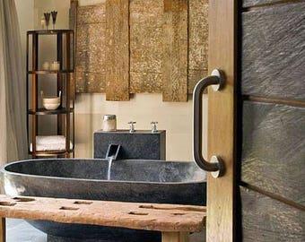 Terrazzo  bathtub, handmade tub,