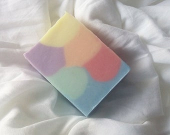 Cucumber Lavender Shimmy Soap