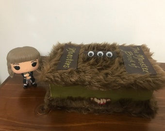 Monster Book of Monsters Box
