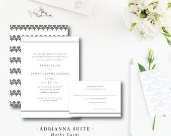 Adrianna Wedding Invitations