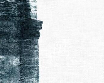 Nani Iro Kokka Japanese Fabric Ripple linen - B - 50cm
