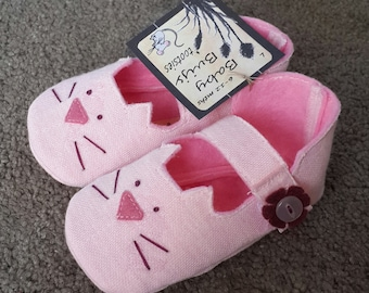 Tootsies baby shoes