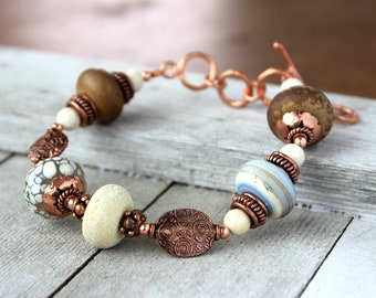 Copper Bracelet for Her